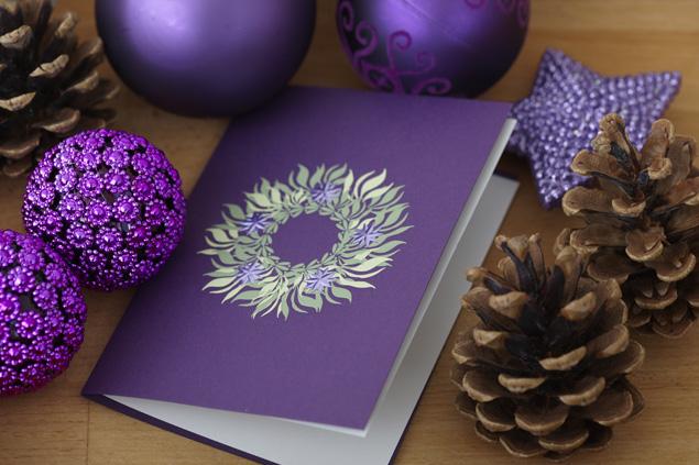Weihnachtskarten Exklusiv.Max Sames Exklusive Weihnachtskarten Mit Besonderer Qualität Und